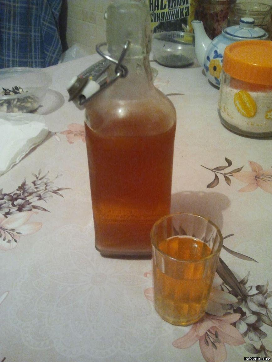 Пиво в домашних условиях из меда и 856