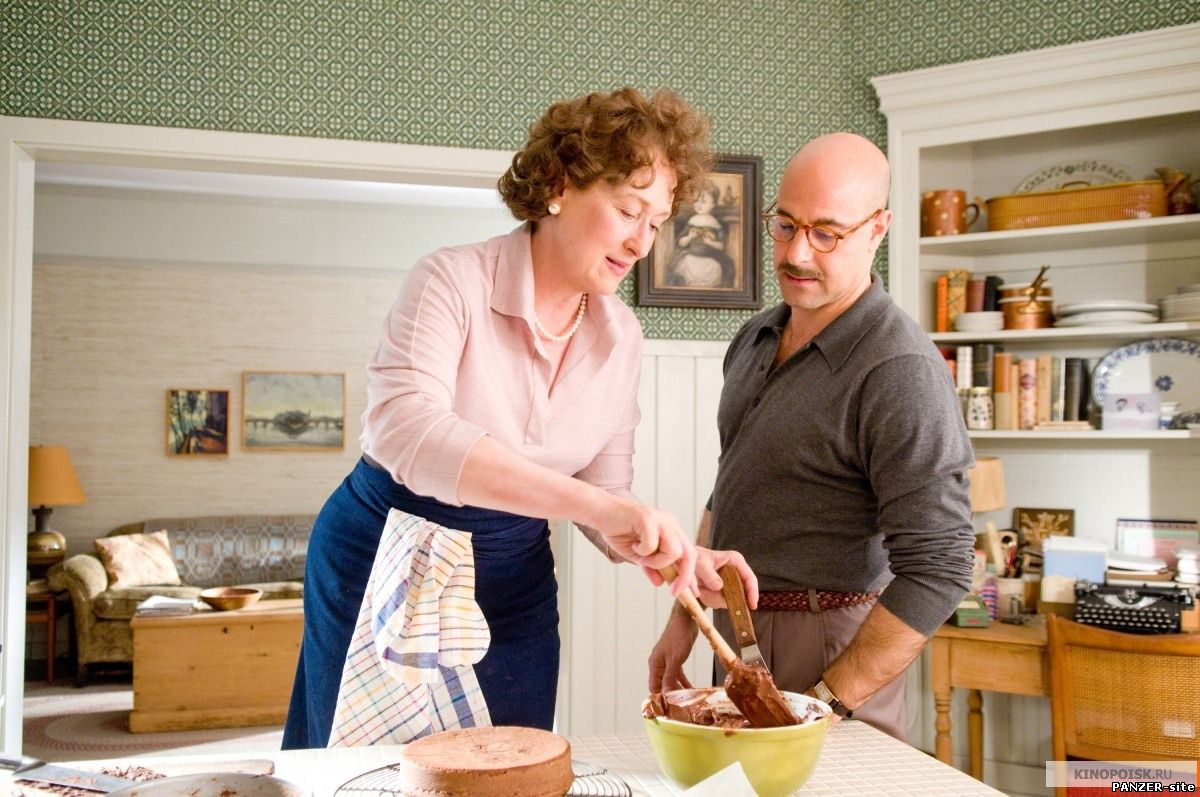 character analysis of the film julie and julia